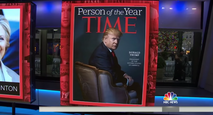 Time Trump Person of the Year